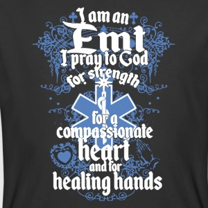 I Am An EMT Shirt - Men's 50/50 T-Shirt