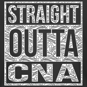 Certified medical assistant - Straight Outta CNA - Men's 50/50 T-Shirt