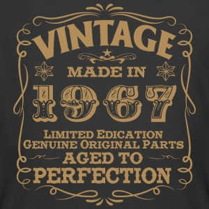 Vintage - 50th Birthday Vintage Made In 1967 - Men's 50/50 T-Shirt