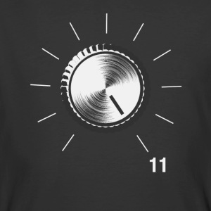 Volume Knob - These go to 11 - Men's 50/50 T-Shirt