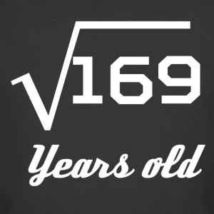 Square Root Of 169 13 Years Old - Men's 50/50 T-Shirt