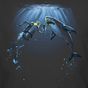 Battle for the Deep - Men's 50/50 T-Shirt