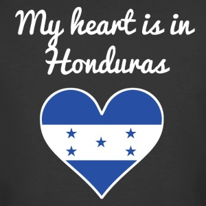 My Heart Is In Honduras - Men's 50/50 T-Shirt