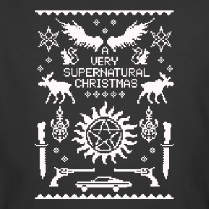 A very Supernatural - Men's 50/50 T-Shirt