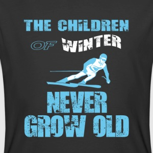 The Children Of Winter Never Grow Old T Shirt - Men's 50/50 T-Shirt
