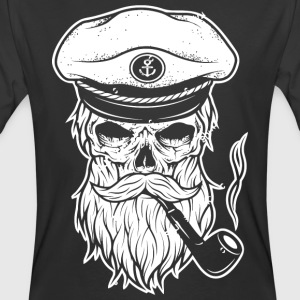 Navy Grandpa - Men's 50/50 T-Shirt