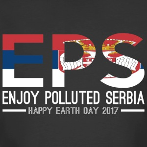 EPS Enjoy Polluted Serbia Happy Earth Day 2017 - Men's 50/50 T-Shirt