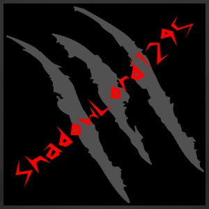 ShadowLord1295 Profile pic redtext - Men's 50/50 T-Shirt