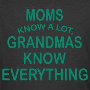 grandmas know everything - Men's 50/50 T-Shirt