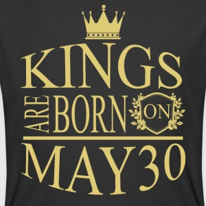Kings are born on May 30 - Men's 50/50 T-Shirt