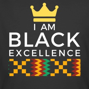 I AM BLACK EXCELLENCE 1 - Men's 50/50 T-Shirt