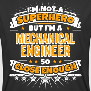 Not A Superhero But A Mechanical Engineer. - Men's 50/50 T-Shirt