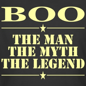 Boo The Man The Myth The Legend - Men's 50/50 T-Shirt