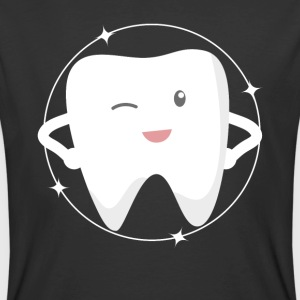 tooth lover - Men's 50/50 T-Shirt
