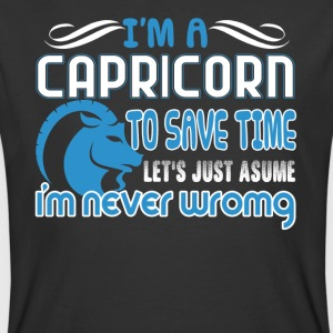 I'm A Capricorn Shirt - Men's 50/50 T-Shirt