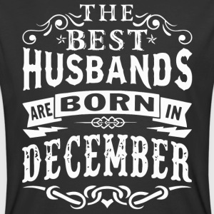The best husbands are born in December - Men's 50/50 T-Shirt