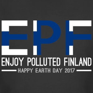 EPF Enjoy Polluted Finland Happy Earth Day 2017 - Men's 50/50 T-Shirt