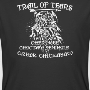 TRAIL OF TEARS - Men's 50/50 T-Shirt