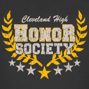 Cleveland High HONOR SOCIETY - Men's 50/50 T-Shirt