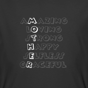 Amazing Mother - Men's 50/50 T-Shirt