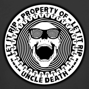 Uncle Death Property Of Let It RIP Parody - Men's 50/50 T-Shirt