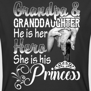 Grandpa And Granddaughter T Shirt - Men's 50/50 T-Shirt