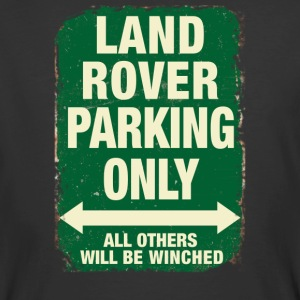 LAND ROVER PARKING ONLY - Men's 50/50 T-Shirt