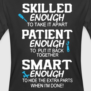 Awesome Mechanic Shirt - Men's 50/50 T-Shirt