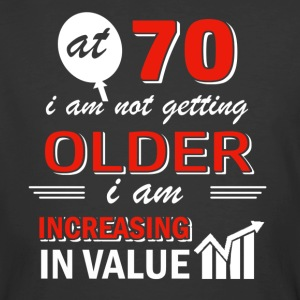 Funny 70 year old gifts - Men's 50/50 T-Shirt
