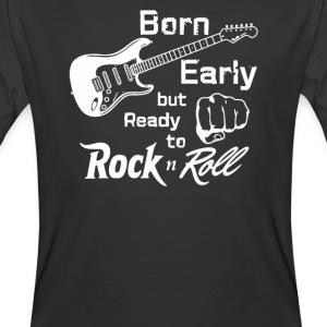 Born early but ready to rock n roll - Men's 50/50 T-Shirt
