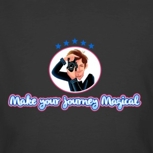 Make Your Journey Magical #1 - Men's 50/50 T-Shirt