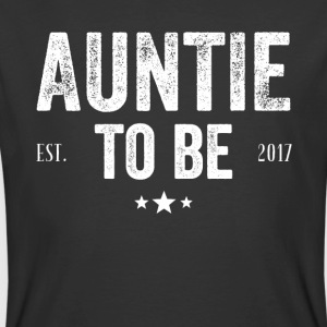 Auntie to be est 2017 - Men's 50/50 T-Shirt