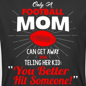 Football Mom T Shirt - Men's 50/50 T-Shirt