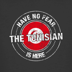 Have No Fear The Tunisian Is Here - Men's 50/50 T-Shirt