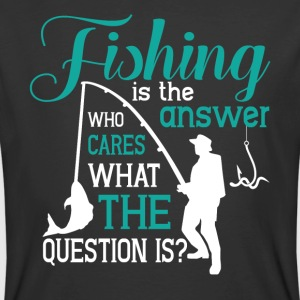 Fishing T Shirt - Men's 50/50 T-Shirt
