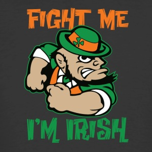 Fight Me I'm Irish - Men's 50/50 T-Shirt