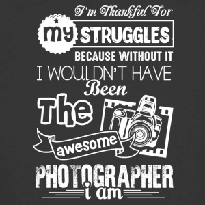 Awesome Photographer Shirts - Men's 50/50 T-Shirt