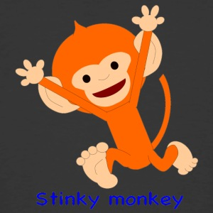 Pongo Stinky monkey - Men's 50/50 T-Shirt