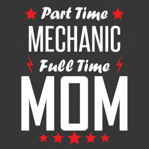 Part Time Mechanic Full Time Mom - Men's 50/50 T-Shirt