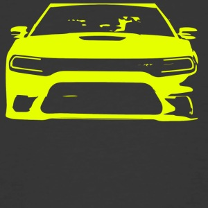 Yellow SRT Charger - Men's 50/50 T-Shirt