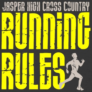 Jasper High Cross Country Running Rules - Men's 50/50 T-Shirt