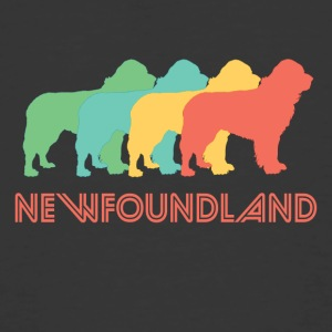 Newfoundland Pop Art - Men's 50/50 T-Shirt