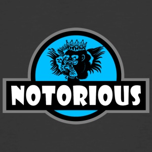 NOTORIOUS - Men's 50/50 T-Shirt