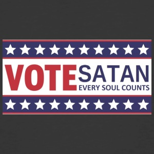 VOTE SATAN - Men's 50/50 T-Shirt