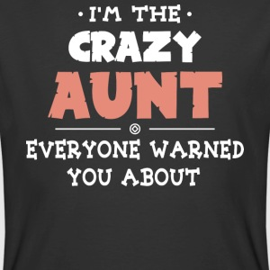 I'm The Crazy Aunt T Shirt - Men's 50/50 T-Shirt