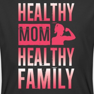 Healthy Mom Healthy Family T Shirt - Men's 50/50 T-Shirt