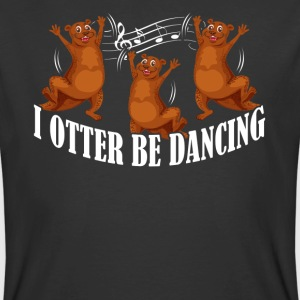 I OTTER BE DANCING SHIRT - Men's 50/50 T-Shirt