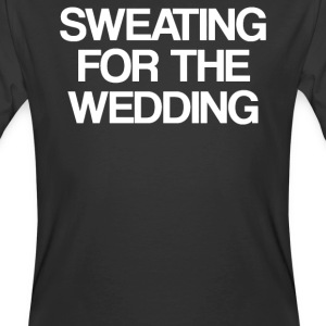 Sweating for the wedding - Men's 50/50 T-Shirt