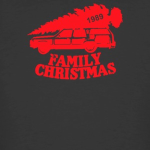 Family Christmas - Men's 50/50 T-Shirt