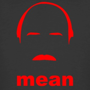 Mean Gene Okerlund - Men's 50/50 T-Shirt
